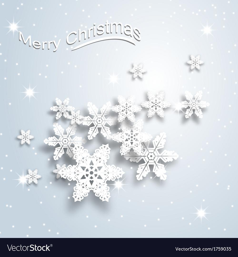 Snowflake vector
