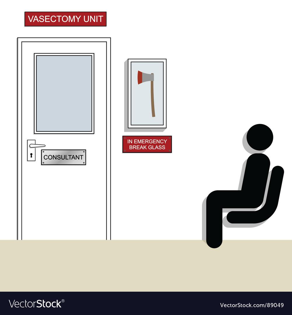 Vasectomy vector