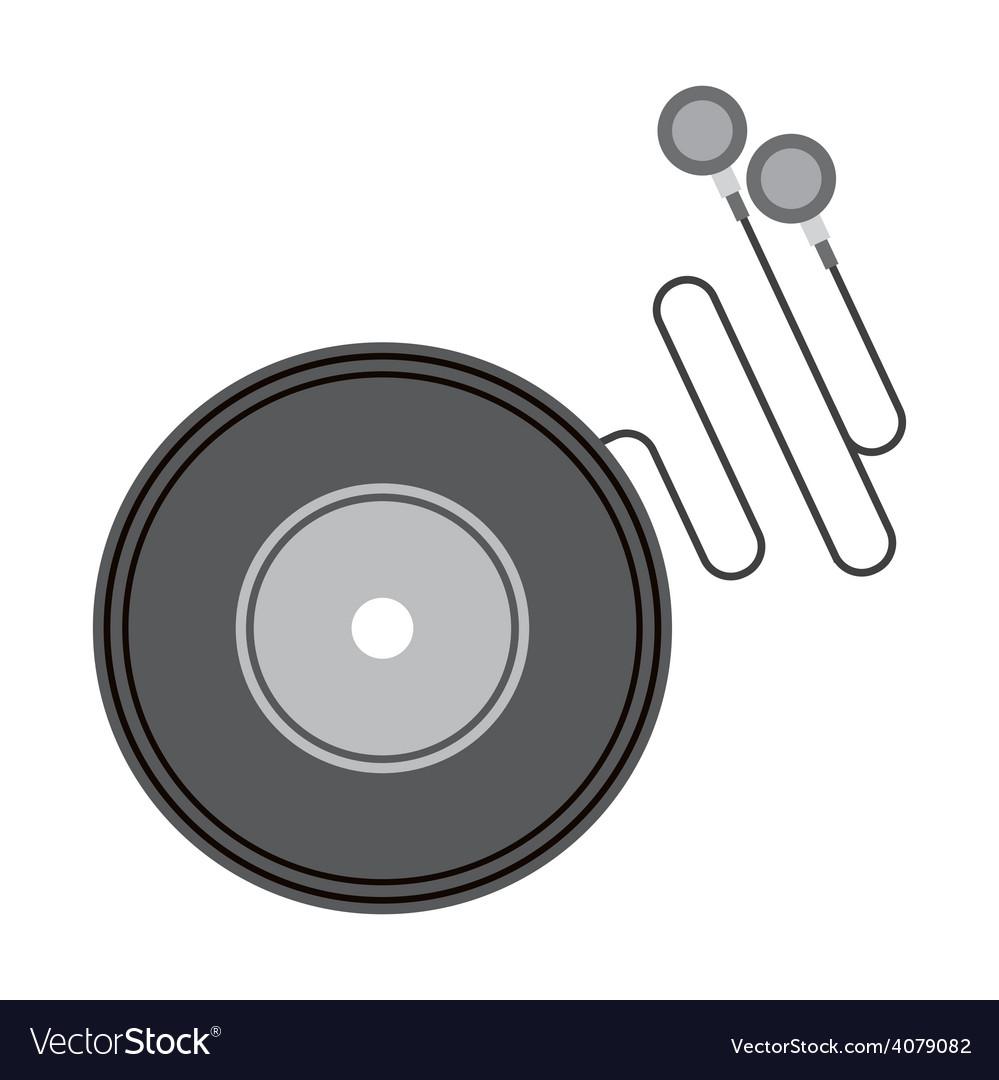 Music lifestyle vector