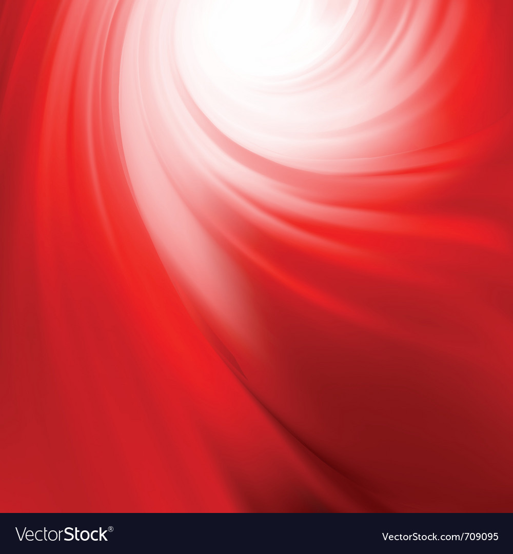 Abstract swirl vector