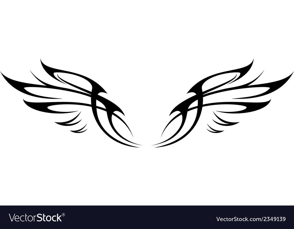 Wing set vector