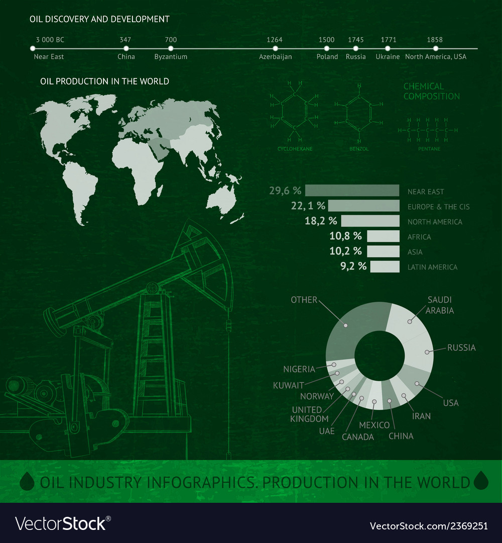 Detail infographics vector