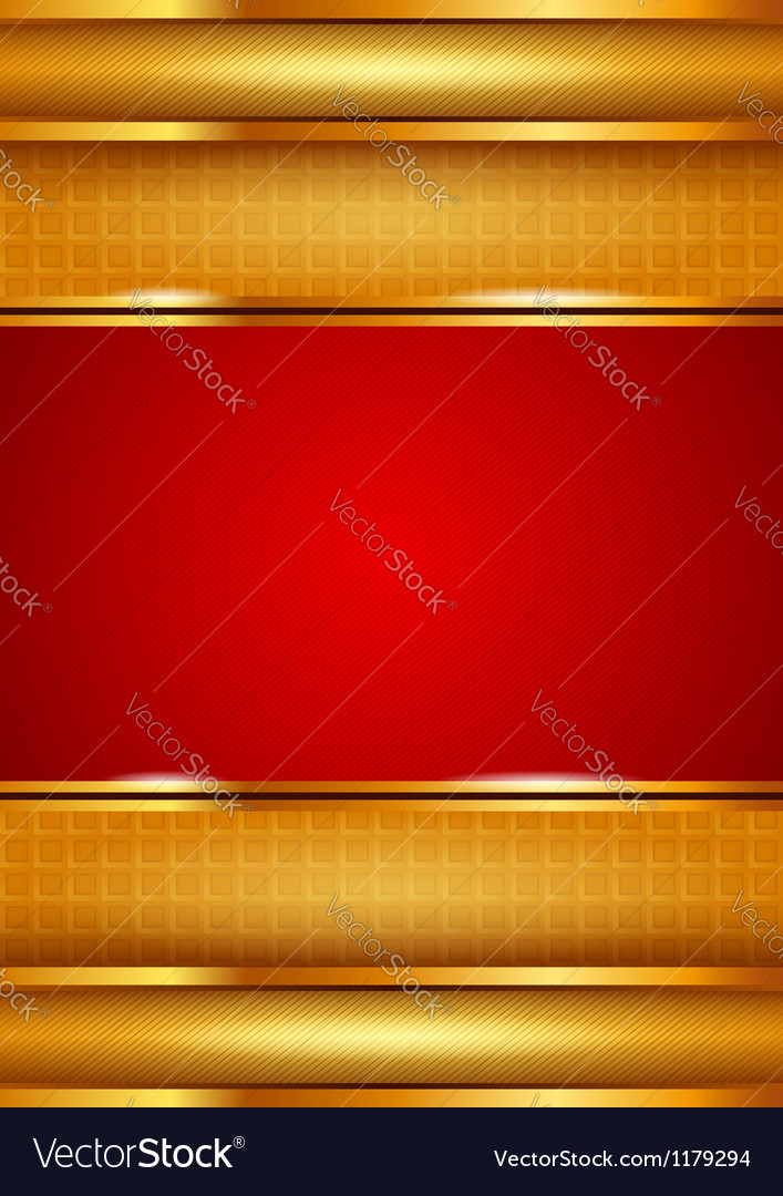Background template red vector