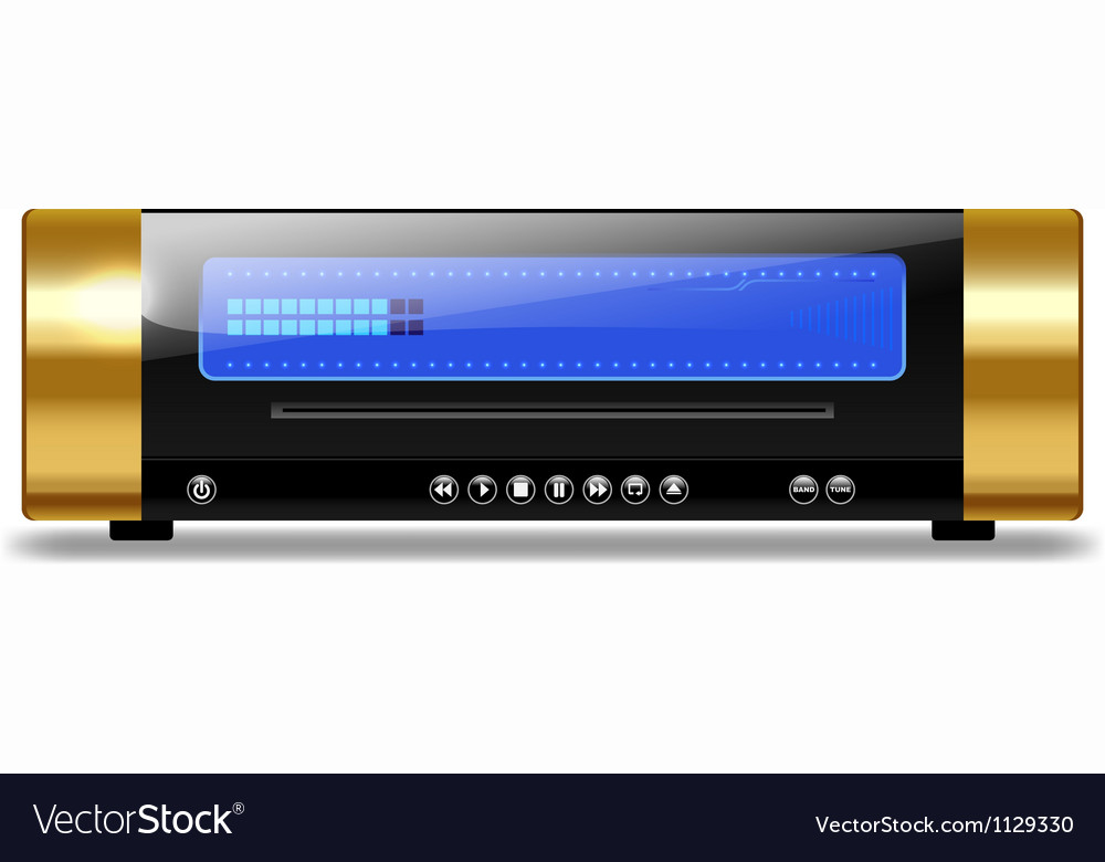 Digital radio vector