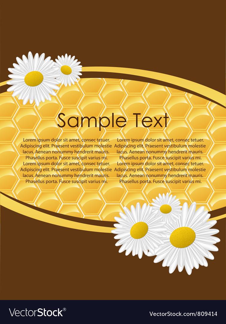 Honeycombseamless vector