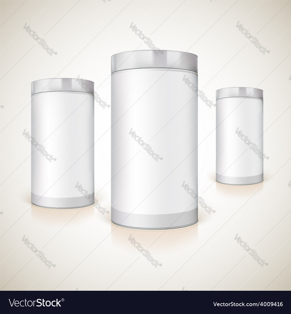 Packaging for the presentation of product vector