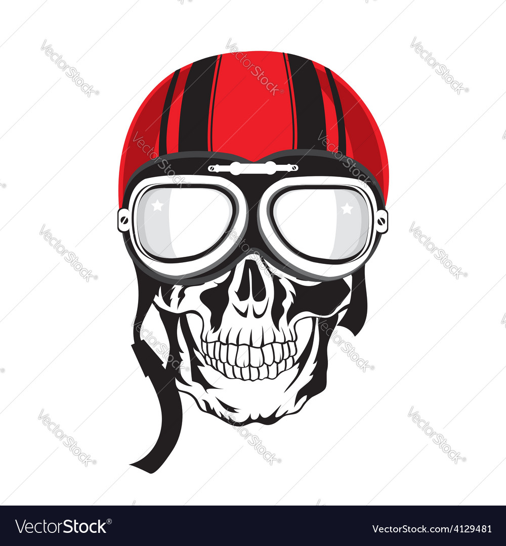 Skull t-shirt design tatoo art vector