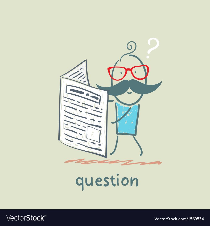 Question vector