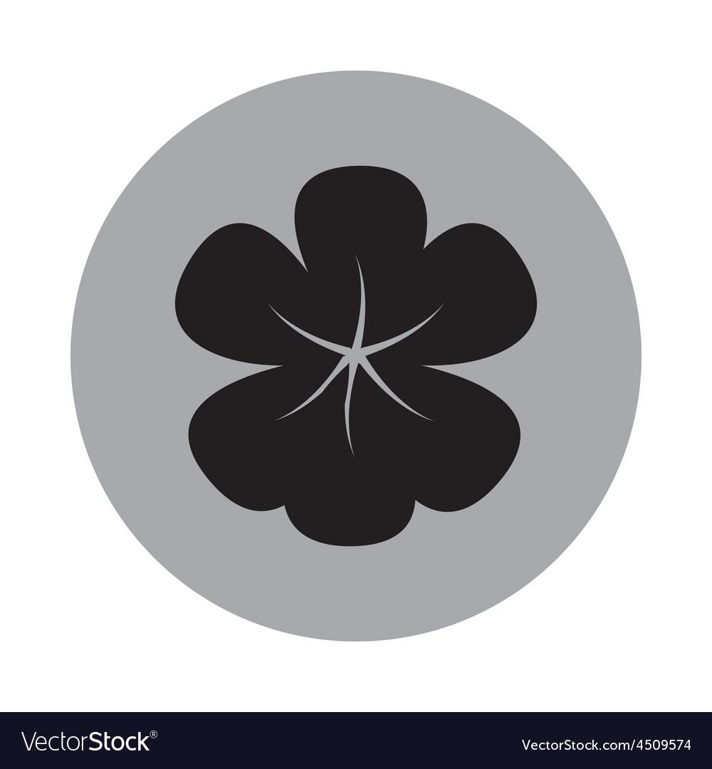 Nature icon vector