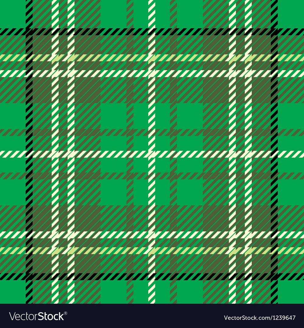 Tartan cloth pattern vector