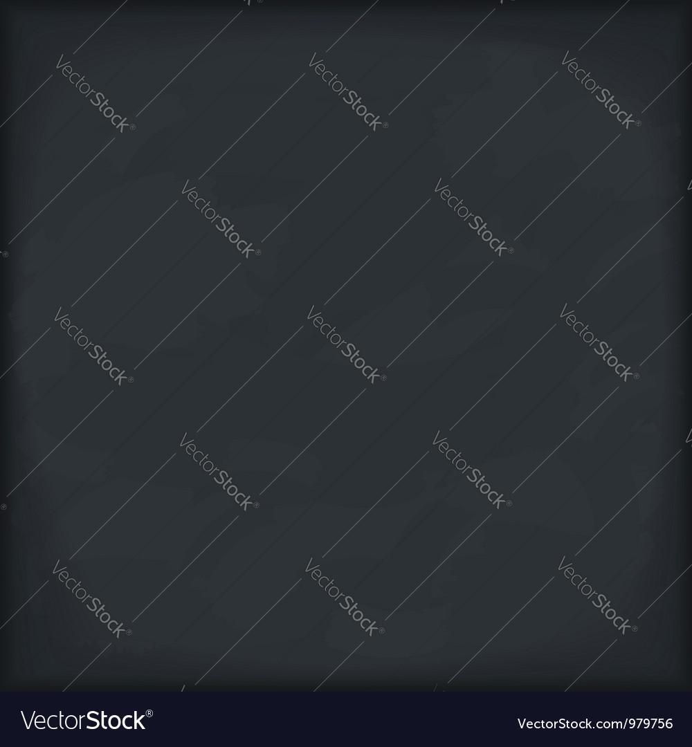 Blackboard background vector