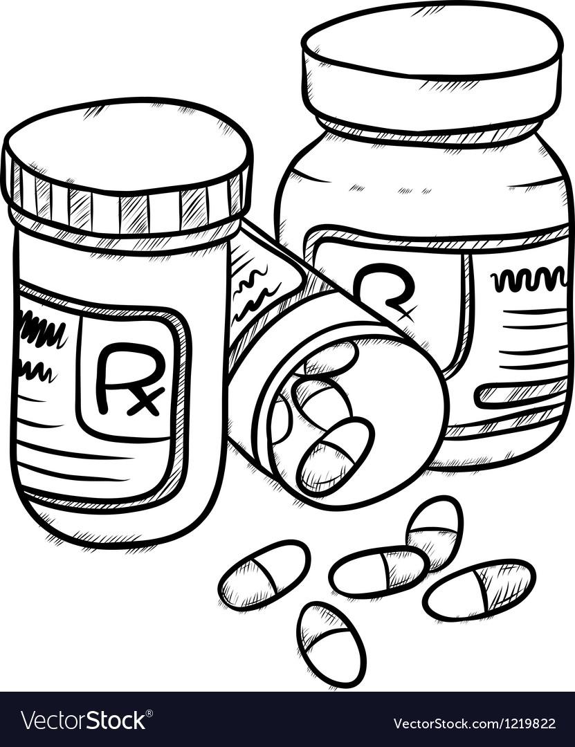 Drawing drugs vs vector
