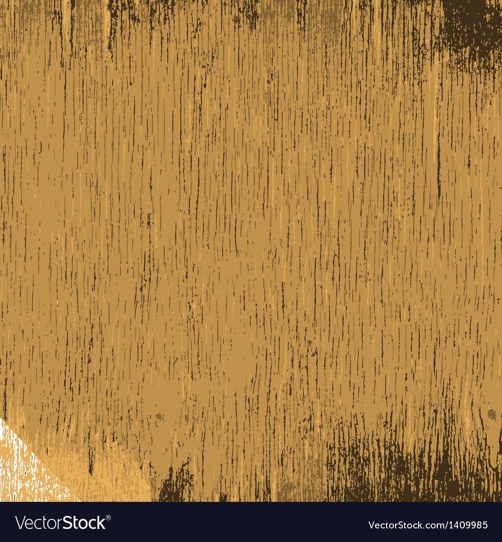 Dark wood texture vector