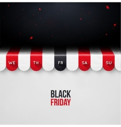 Black friday vector