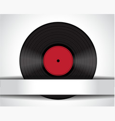 Music record vector