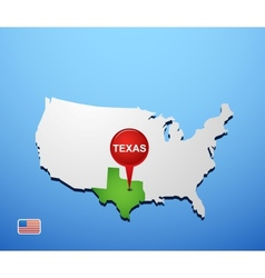 Texas vector