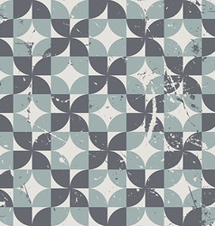 Geometric seamless pattern with diamonds and vector