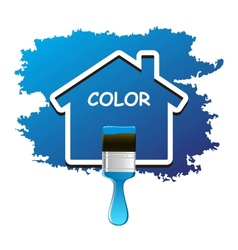 House color vector