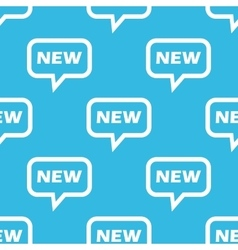 New message pattern vector