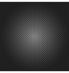 Carbon corduroy grid black background vector
