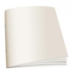 Paperback book vector