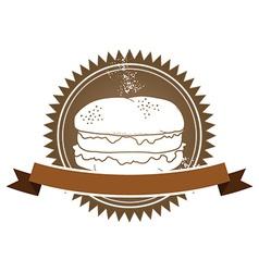 Snack food vector