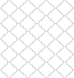 Simple geometric seamless pattern vector