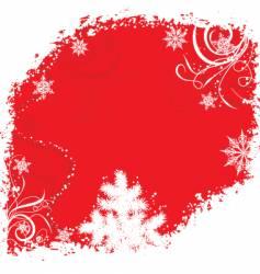 Seasonal design vector