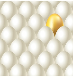 Eggs seamless vector