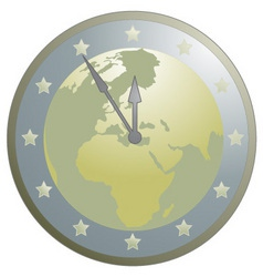 Time is money vector