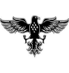 Eagle symbol vector