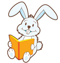 Reading bunny vector