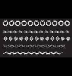 Chain elements vector