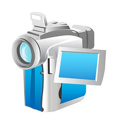 Icon camcoder vector