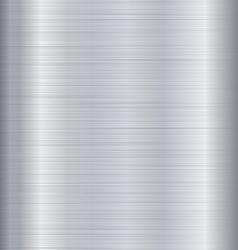 Brushed metal texture vector