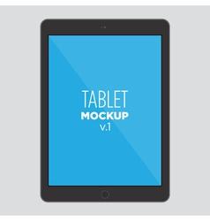 Tablet mockup v1 vector