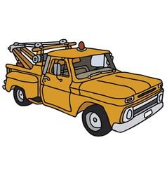 Breakdown vehicle vector