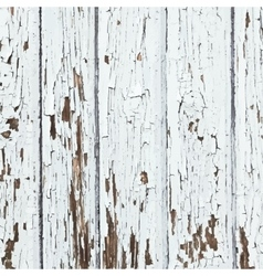 White peeled planks vector
