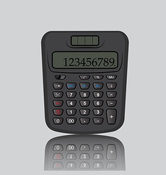 Calculator reflection vector