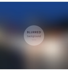 Background blurred defocused lights of heavy vector