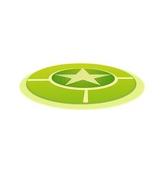 Icon manhole vector