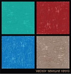 Plaster texture vector