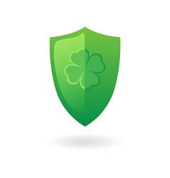 Celtic shield vector