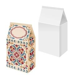 Bag package vector
