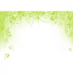 Green frame vector