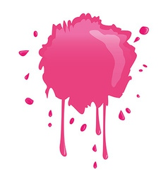 Splash design vector
