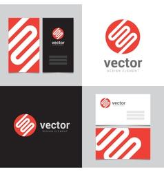 Logo design element 04 vector