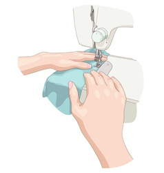 Sewing vector