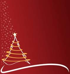 Christmas wallpaper vector