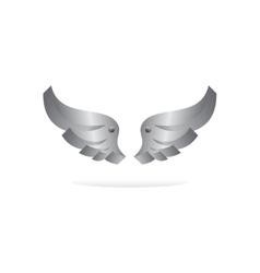 Wing art vector